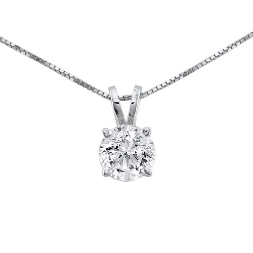 the sterling price ct in necklace gold diamond pendant india halo choker best stud aquamarine trumiracle with bezel single silver